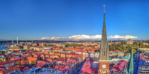 Heart of Gothenburg