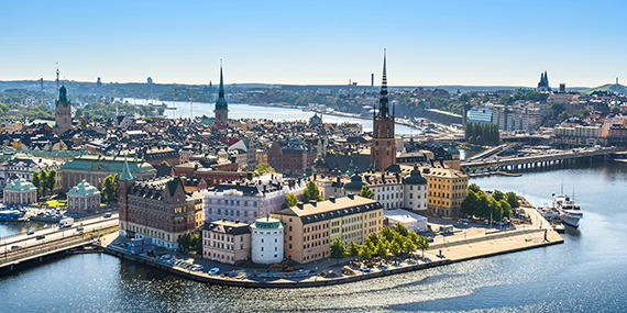 City & Djurgården